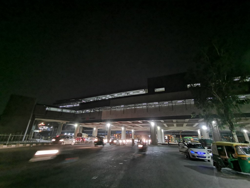 Huawei P30 Pro Wide-angle Night Mode