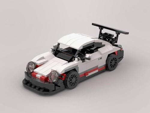 Porsche RSR lego set..  I mean the cheaper version  😅