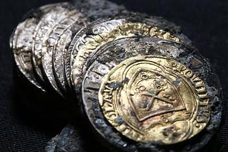 Burgundy coin find