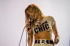 Miley Cyrus at Warsaw Orange Festival