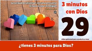 3 minutos con Dios 29