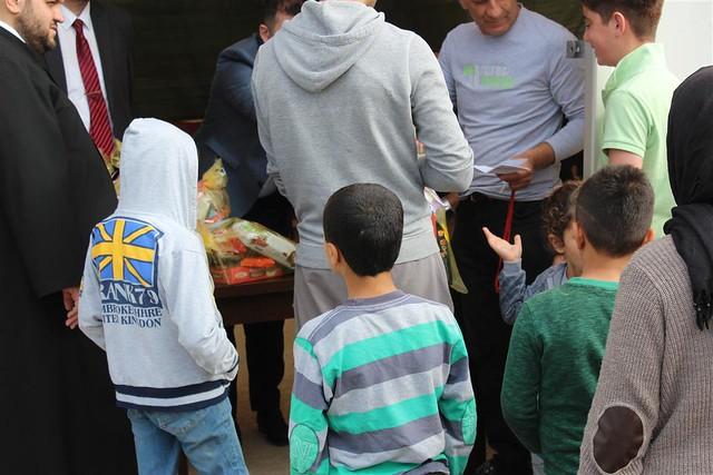 Bajramski paketici izbjeglicama