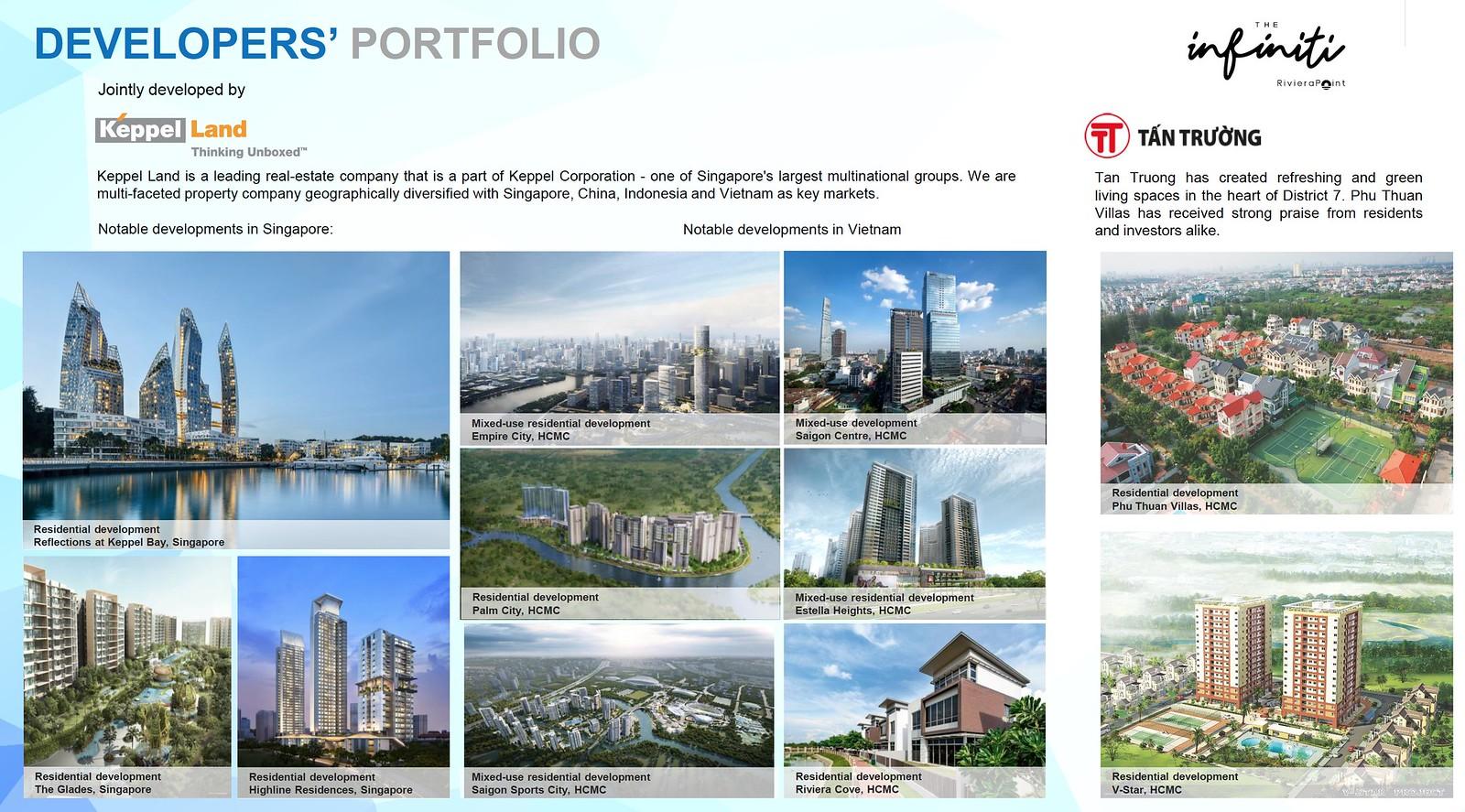Chủ đầu tư uy tín Keppel Land
