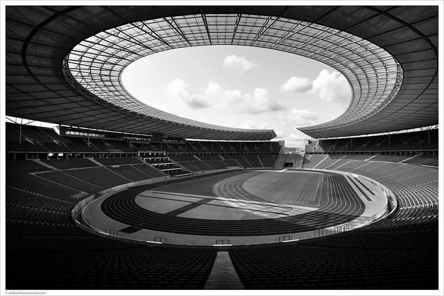 Olympic Stadium / Berlin, GDR