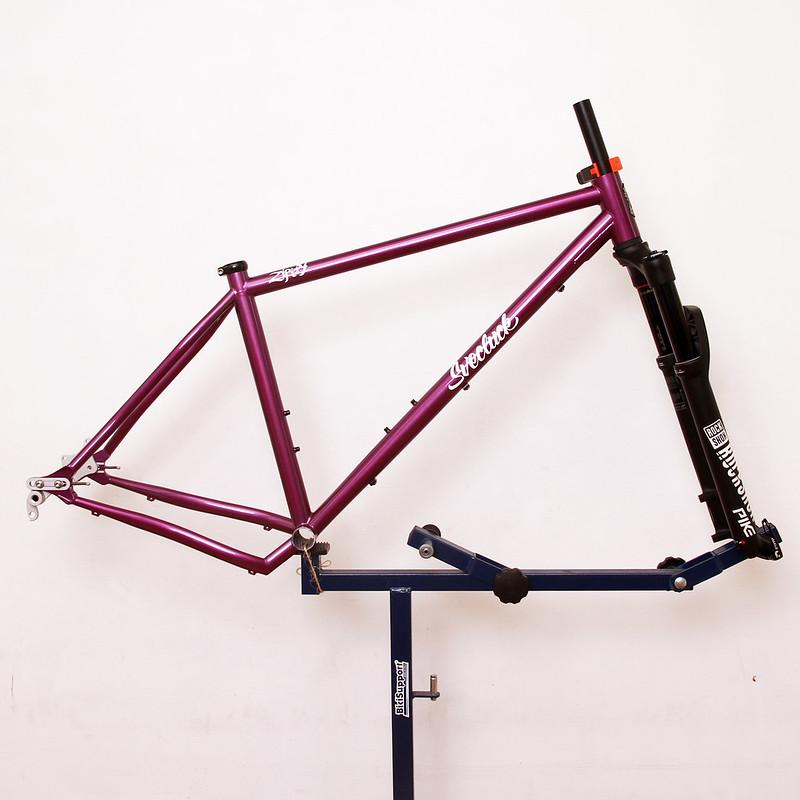 Svecluck Zipity MTB Frame