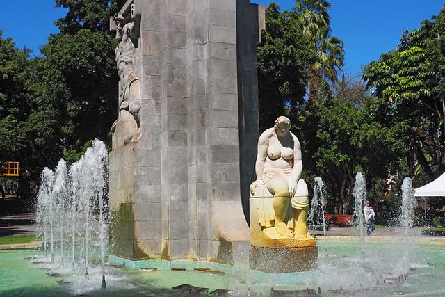 Parque Garcia Sanabria, Santa Cruz, Tenerife