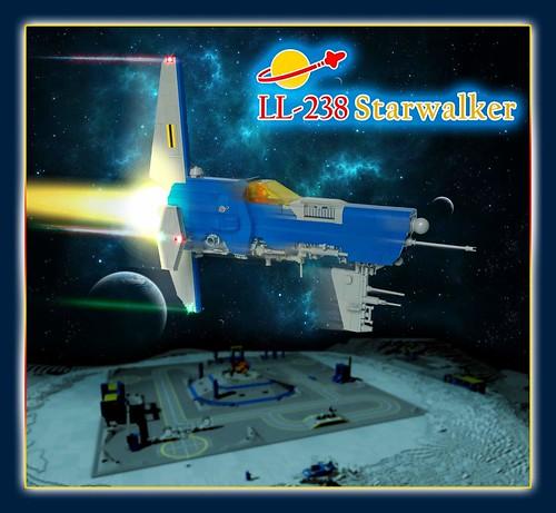 Flight of the LL-238