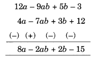 NCERT Solutions for Class 8 Maths Chapter 9 Algebraic Expressions and Identities Q4