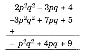 NCERT Solutions for Class 8 Maths Chapter 9 Algebraic Expressions and Identities Q3
