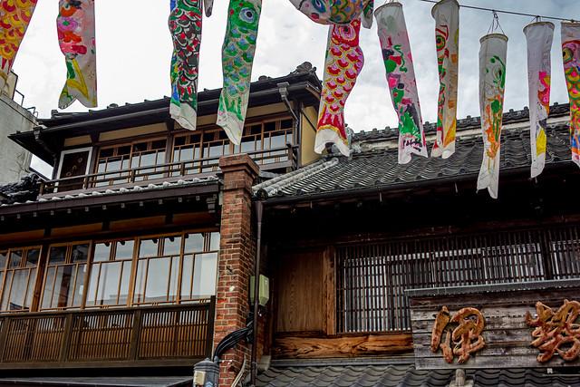 蔵の街並/ 川越 kawagoe