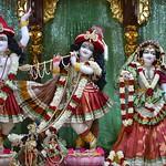 ISKCON Bangalore Deity Darshan 04 June 2019