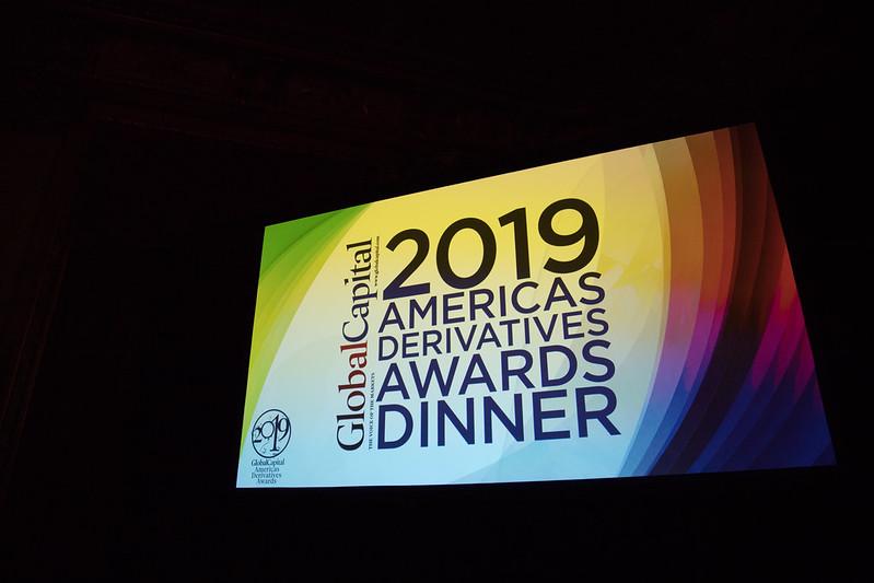 GlobalCapital Americas Derivatives Awards 2019