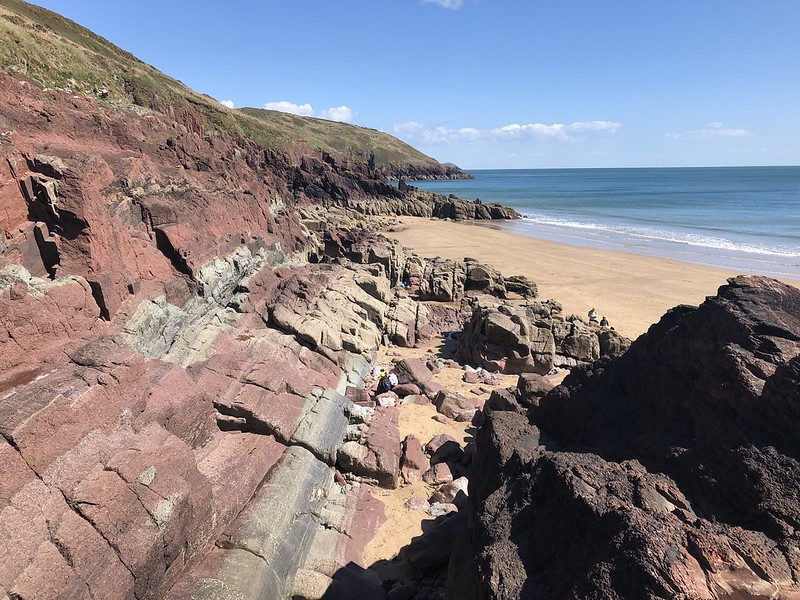 Geology Field Work: Pembrokeshire