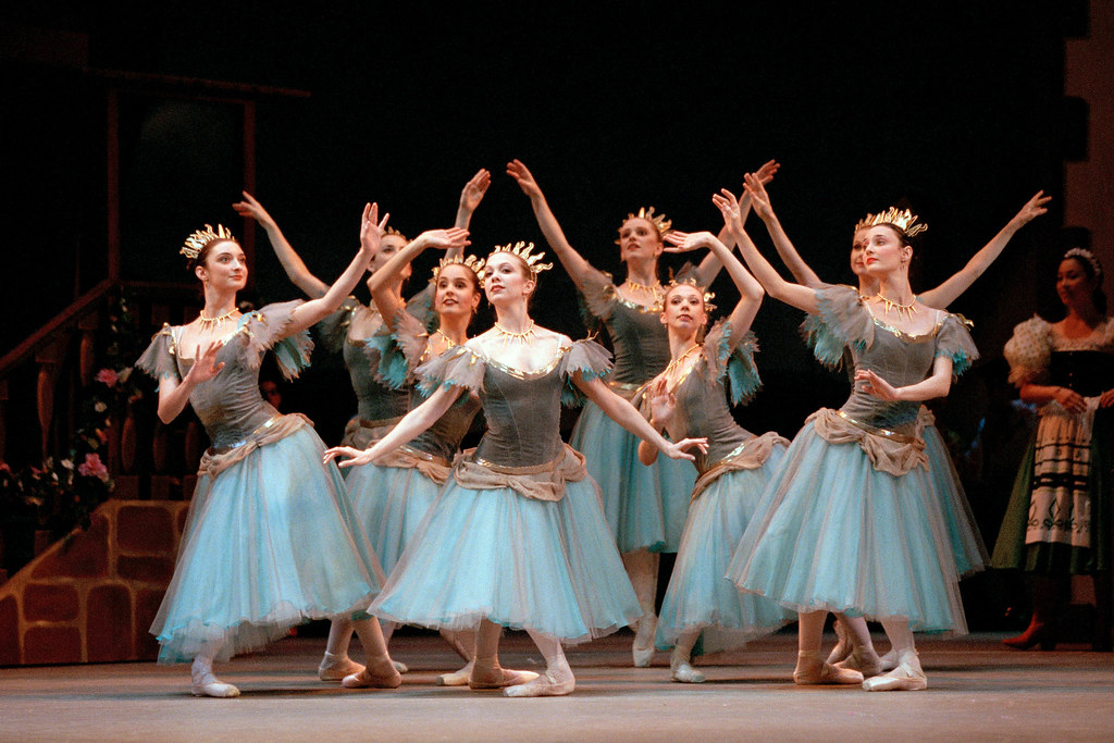 Artists of The Royal Ballet in Coppelia © Bill Cooper, 2006