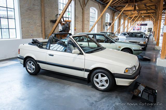 Mazda 323 Familia Cabriolet - 1987