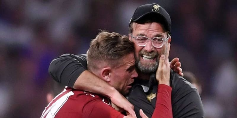 Gomez: Liverpool diberkati memiliki Klopp dan Henderson