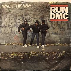 RUN D.M.C.:WALK THIS WAY(JACKET A)