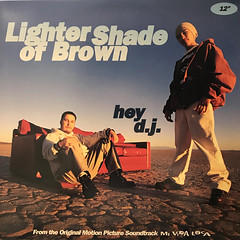 LIGHTER SHADE OF BROWN:HEY D.J.(JACKET A)