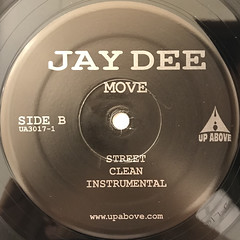 JAY DEE:FUCK THE POLICE(LABEL SIDE-B)