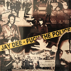 JAY DEE:FUCK THE POLICE(JACKET A)