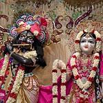 Hare Krishna Temple Ahmedabad Deity Darshan 04 June 2019