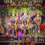 ISKCON Ahmedabad Deity Darshan 04 June 2019