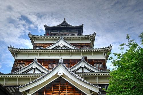 04-06-2019 Hiroshima Castle (12)
