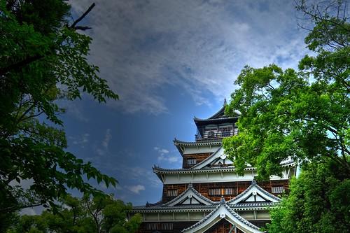 04-06-2019 Hiroshima Castle (10)