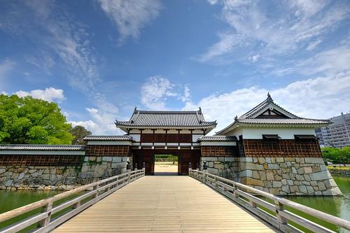 04-06-2019 Hiroshima Castle (3)