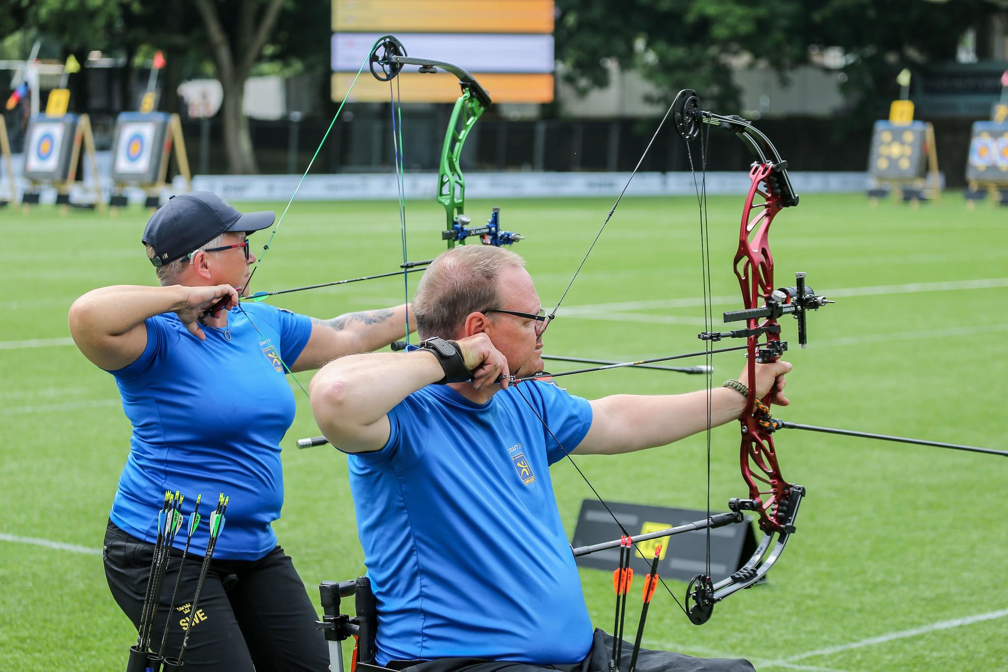 World Para Archery s-Hertogenbosch 2019