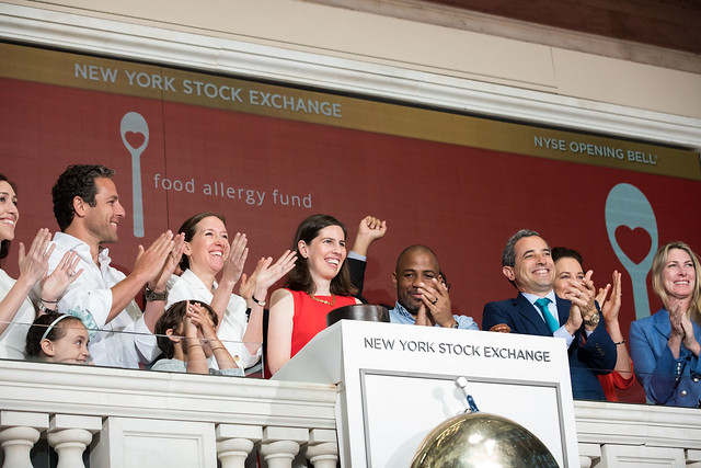 FAF Rings The NYSE Opening Bell 2019