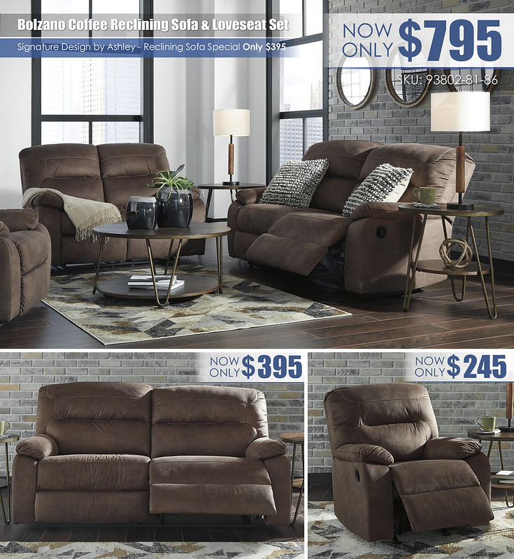 Bolzano Coffee Reclining Sofa & Loveseat_Layout_93802-81-86-25-T395-PILLOW