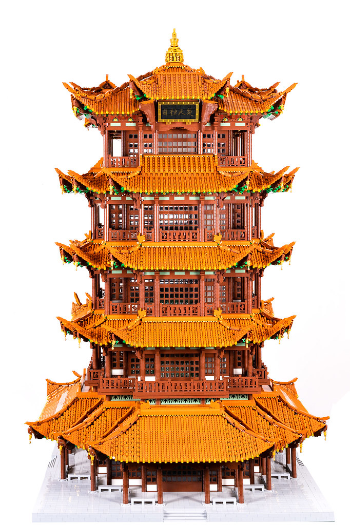 Yellow Crane Tower (Chinese: 黄鹤楼; pinyin: Huánghè Lóu) is a traditional Chinese tower located in Wuhan, China. The current structure was built in 1981, but the tower has existed in various forms since not later than AD 223. The current Yellow Crane Tower