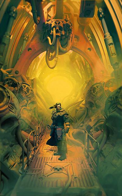 «Кэл Джерико: Вознаграждение негодяя», рисунок обложки | Kal Jerico: Sinner's Bounty, cover artwork