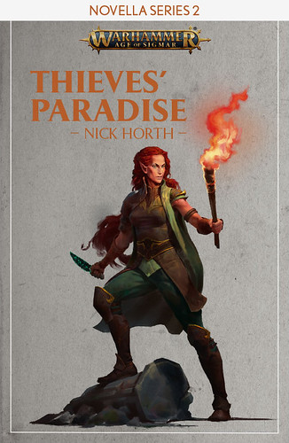 Thieves' Paradise by Nick Horth