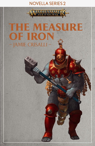 «The Measure of Iron by Jamie Crisalli