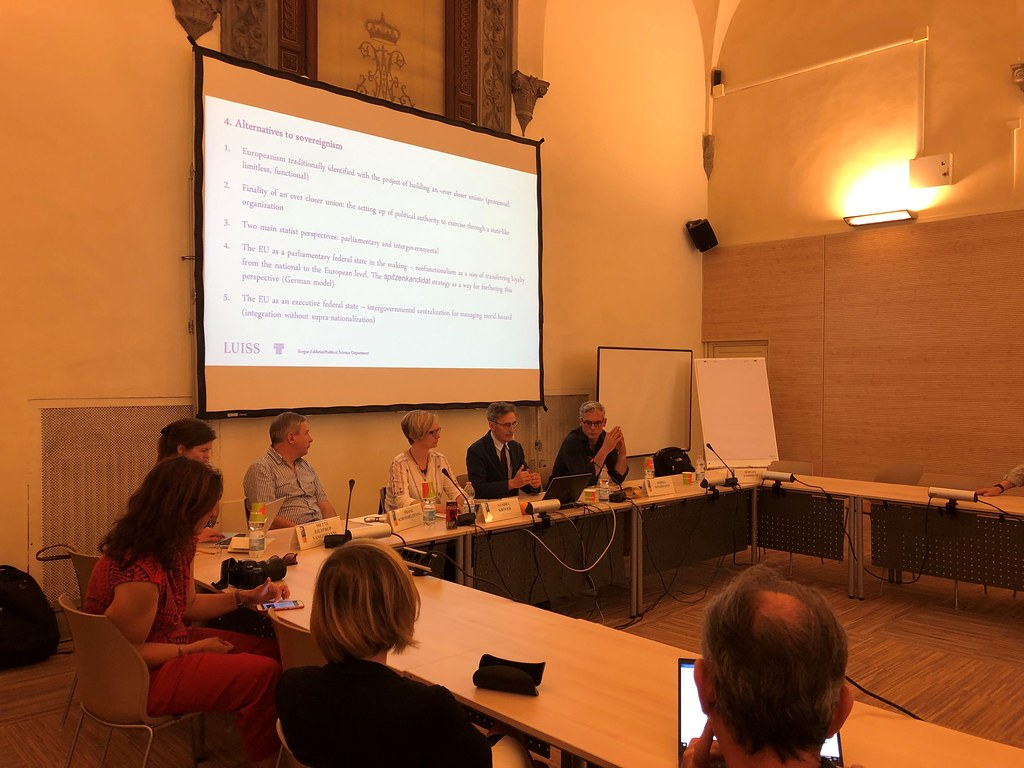 190604 Conversations for the Future of Europe (5): Differentiated Integration