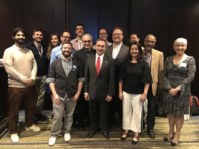 Toronto Alumni Reception - May 10, 2019