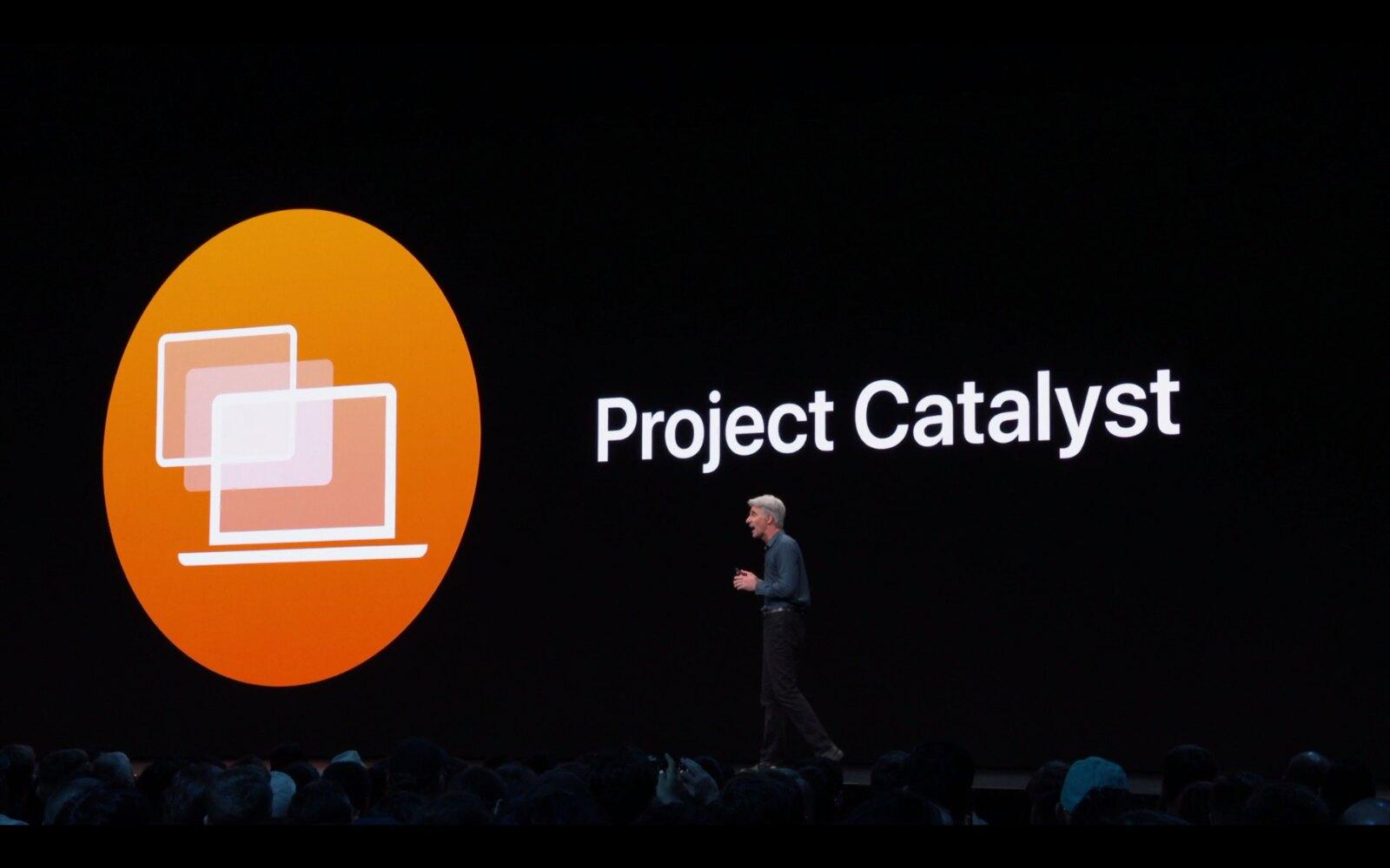 WWDC 2019:蘋果Marzipan改名Project Catalyst問世,要讓更多iPad App搬到Mac電腦