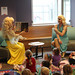 Sat, 2019/06/01 - 10:35am - Clarington Public Library members celebrated diversity and inclusion at a special Drag Queen Storytime on Saturday, June 1st, 2019. Juice Boxx and Lucy flawless encouraged everyone to 'be who you are' through songs and stories!