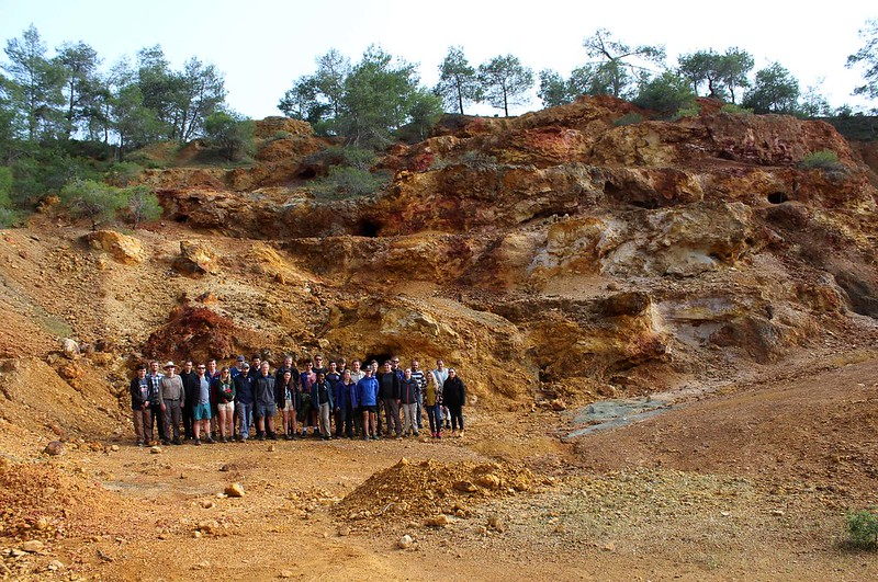Geology Field Work: Cyprus