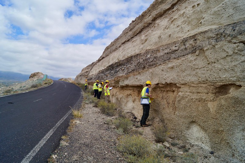 Geology Field Work: Tenerife