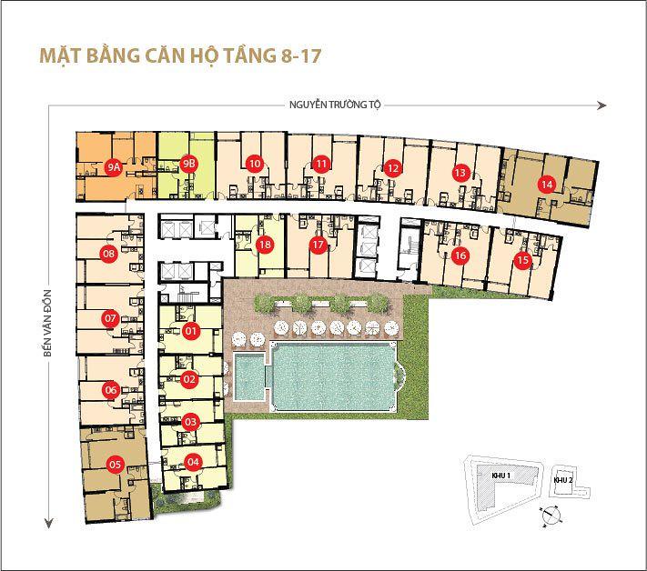 Saigon Royal Novaland – Địa thế Vàng mang tầm nhìn vươn cao 19