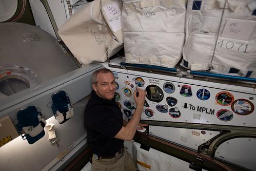 Canadian Space Agency astronaut David Saint-Jacques