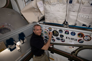 Canadian Space Agency astronaut David Saint-Jacques | by NASA Johnson