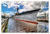 Belfast NIR - HMS Caroline 01