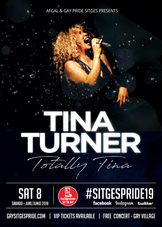 Tina Turner Tribute - Gay Pride Sitges 2019