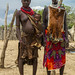 Mujeres Karo. Valle del Omo. Etiopía.