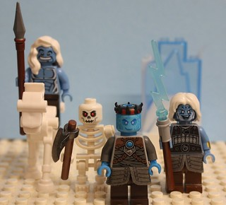 night king & white walkers, game of thrones