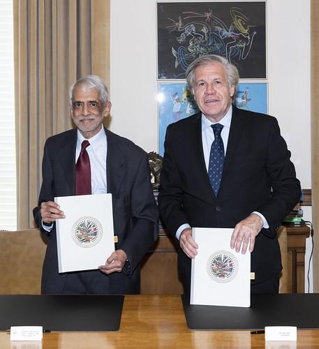 ViaSat y la OEA unen esfuerzos para reducir la brecha digital en las Américas